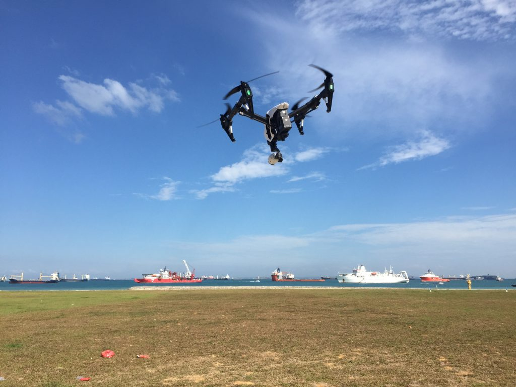 Drone Photography Singapore